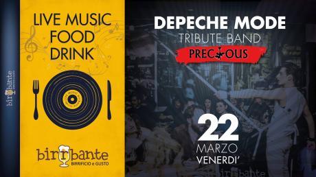 Depeche Mode tribute band!!