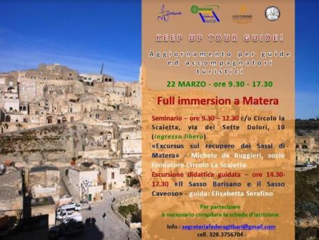 Seminario per guide turistiche