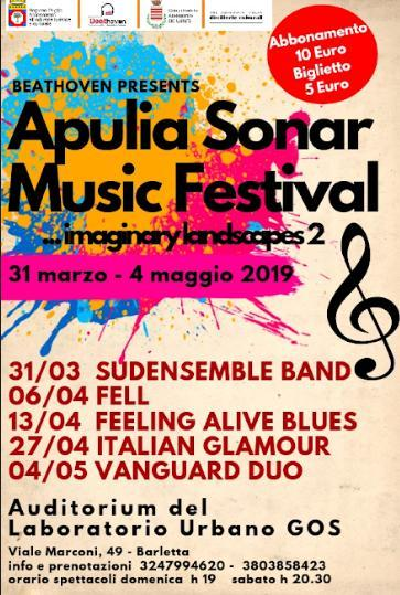 Apulia Sonar Music Festival - Italian Glamour