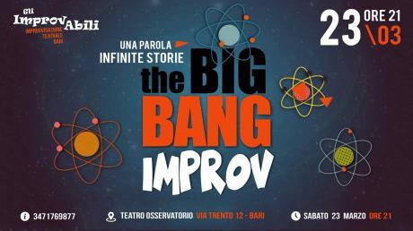 BIG BANG IMPROV