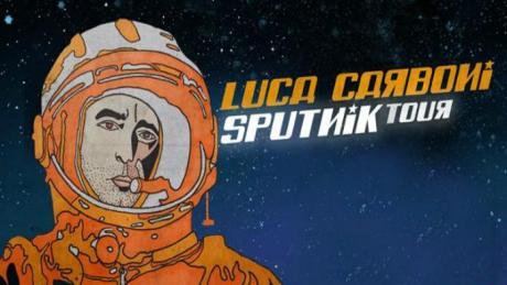 Luca Carboni in concerto ad Avellino