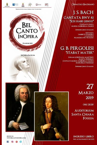 Concerto di Musica Sacra InOperaSacrum