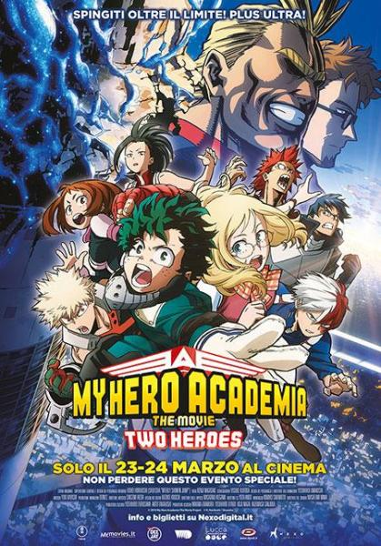 My Hero Academia - The Movie