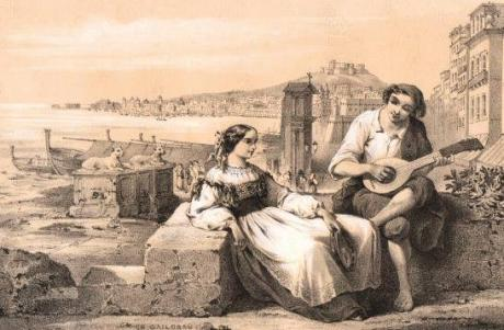 A voce'e Napule: serenate tra i cortili del centro antico