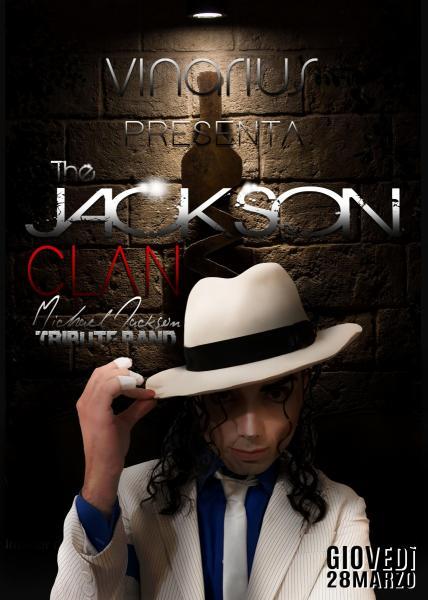 The Jackson Clan live @ VINARIUS