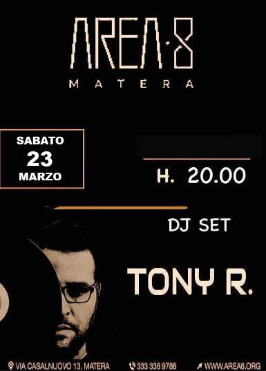 Tony R Dj set