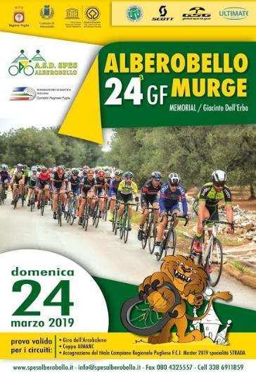 Granfondo Alberobello Murge – Memorial