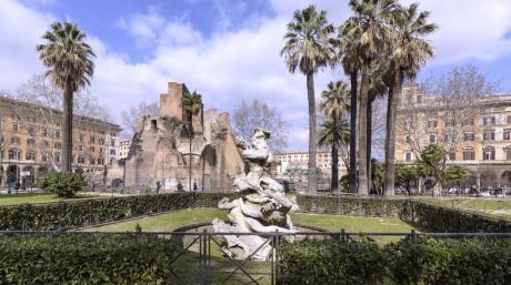 """""""Roma da scoprire"""": RICORDI DELL'ESQUILINO BORGHESE: dall' Acquario Romano alla Porta Magica di Piazza Vittorio"""