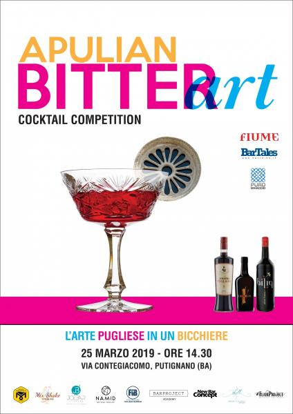 APULIAN BITTER ART COCKTAIL COMPETITION - L'arte pugliese in un bicchiere