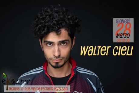 Walter celi live all'ekoinè ri-pub