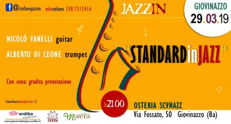 Standard in jazz