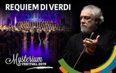 """""""Requiem di Verdi"""" alla Cattedrale di Matera"""