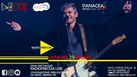 LIGABUE tribute: Radiofreccia | PanaceaLIVE