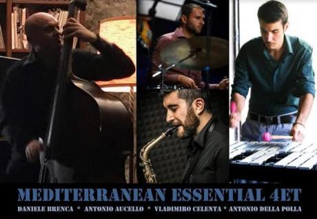 Mediterranean Essential Quartet in concerto a Foggia