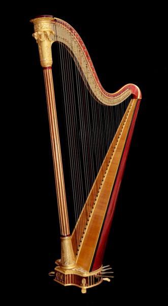 MUSICA DEL SETTECENTO - Scarlatti dal clavicembalo all'arpa. Otto sonate di Fabrizio Aiello