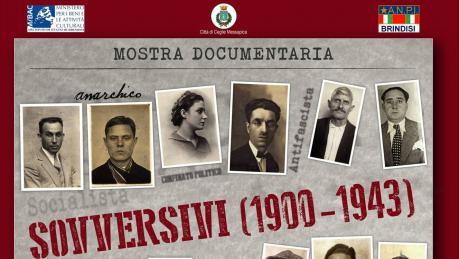 Sovversivi 1900 -1943