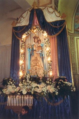 Festa patronale della Madonna della Camera
