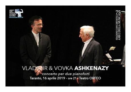 Vladimir Ashkenazy & Vovka Ashkenazy