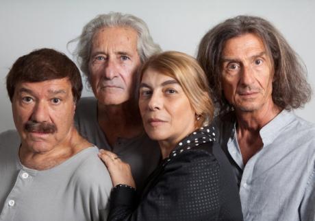 """""""Karamazov"""" con Tiziana Schiavarelli, Dante Marmone, Nicola Pignataro e Pinuccio Sinisi"""