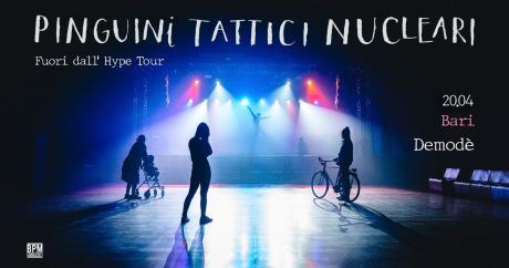 Pinguini Tattici Nucleari in concerto - Fuori dall'Hype Tour 2019