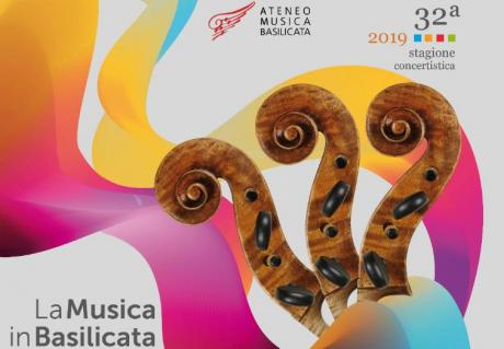 """""""Violino Eclettico"""" per la 32° Stagione Concertistica 2019"""