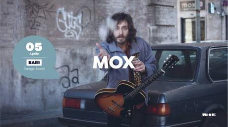 """MOX in concerto. """"Figurati l'amore"""" Tour"""