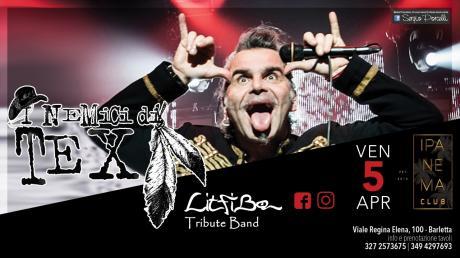 I Nemici Di Tex - Litfiba Tribute Band a Barletta