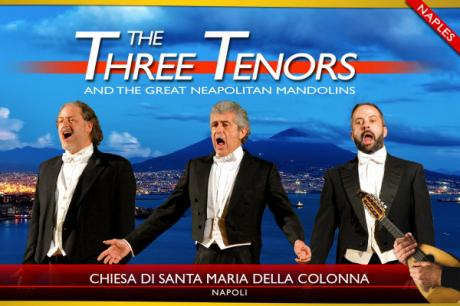 The Three Tenors and the Great Neapolitan Mandolins
