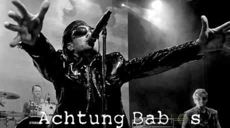 U2 TRIBUTE SHOW - Achtung Babies