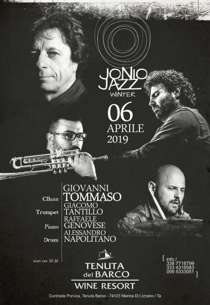 GIOVANNI TOMMASO                               - G. Tantillo - R. Genovese - Ale Napolitano 4tet