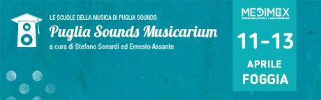 Puglia Sounds Musicarium - Medimex 2019