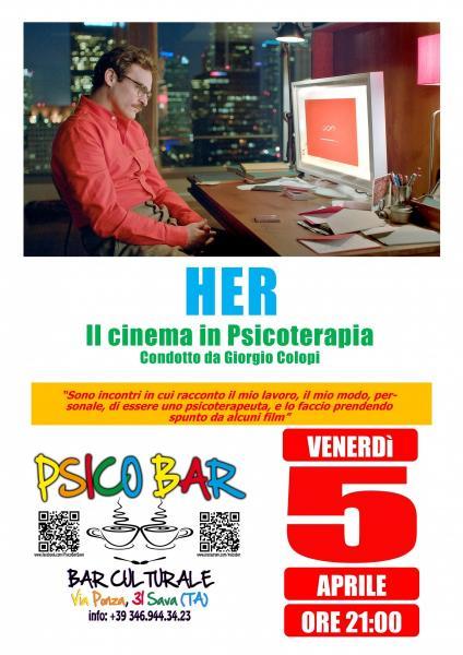 Il cinema in Psicoterapia di Giorgio Colopi