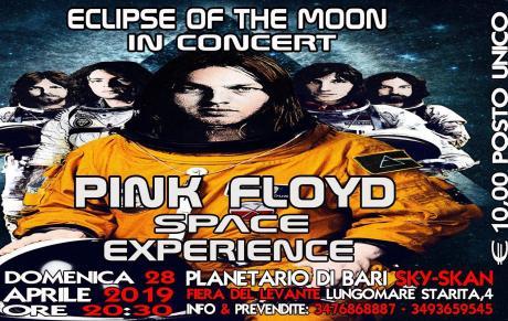 Pink Floyd Space Experience al Planetario di Bari