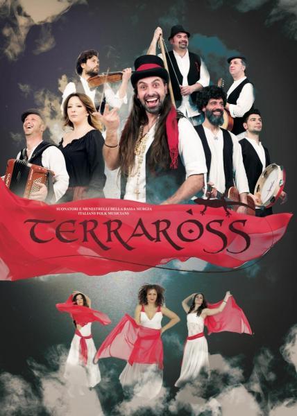 Terratoss live concert