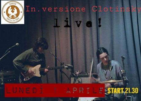 In.versione Clotinsky LIVE!