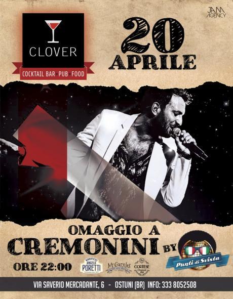 Omaggio a Cremonini by Punti di Svista at Clover #eatdrinkenjoy