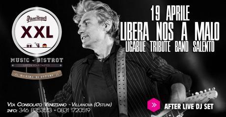 Libera nos a malo Uplugged Live at Xxl Music Bistrot