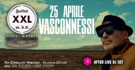 Vasconnessi at XXL Music Bistrot