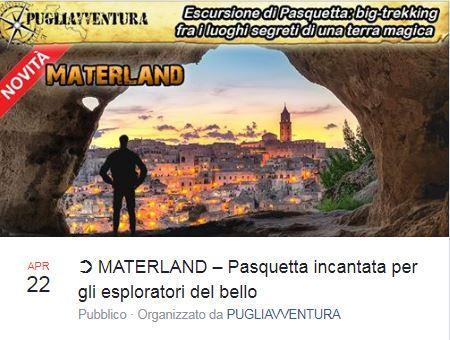 Materland – Pasquetta incantata per gli esploratori del bello