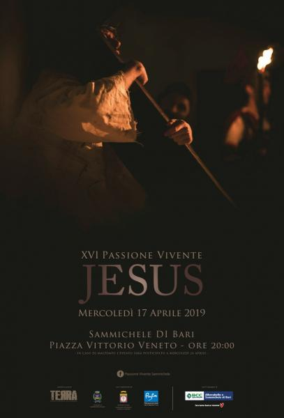 PASSIONE VIVENTE Sammichele di Bari - XVI edizione