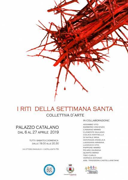Mostra sui Riti della settimana santa di Castellaneta