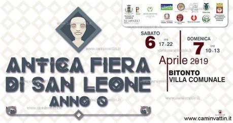 """Antica Fiera di San Leone"" a Bitonto"