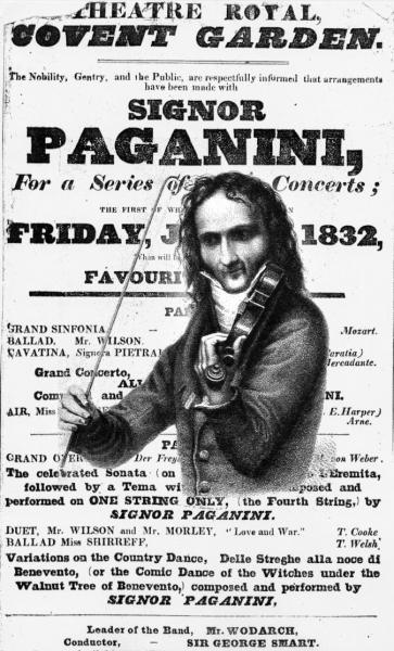 Appuntamento con Paganini, momenti di danza e aperitivo ottocentesco, sabato 13 aprile a Manduria.