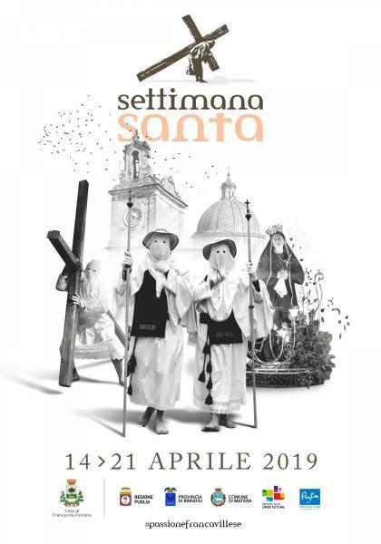 La Settimana Santa di Francavilla Fontana