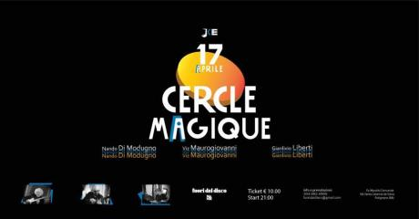 Cercle Magique_Jazz Club Experience