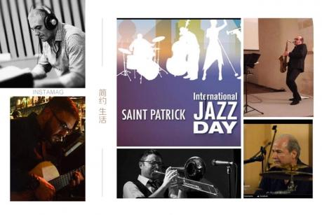 Jazzday al Saint Patrick Barletta