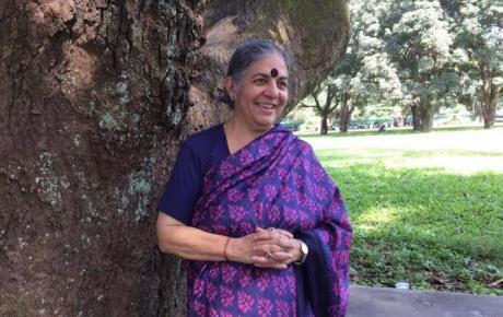 Vandana Shiva ospite della V Edizione di Poietika
