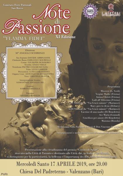 Note di Passione - XI Ed.