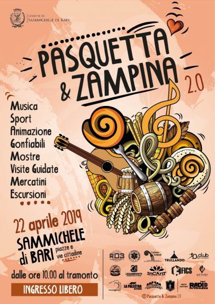 Pasquetta e Zampina 2.0
