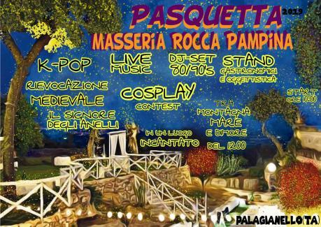 PASQUETTA 2019  MASSERIA ROCCA PAMPINA